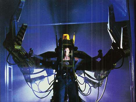 Aliens Ripley Power Loader exoskeleton exosquelette